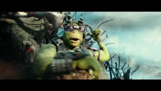 Черепашки-ниндзя 2 - Трейлер №3 (дублированный) 1080p