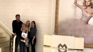 ВЫПУСК №1 - Lviv 2018 в гостях у Oksana Mukha казахстанский свадебный бренд Aigul Moldabek