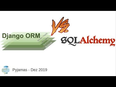 Image from Django ORM vs SQL Alchemy