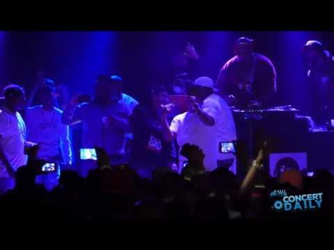 Styles P performs I Get High  at the Baltimore Soundstage