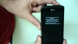 Dr.Celular - LG P920 - Hard Reset - Desbloquear - Resetar