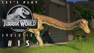 jurassic world evolution diplodocus jurassic world evolution deutsch german gameplay 015