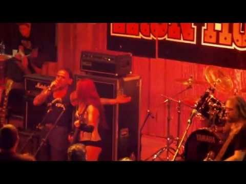 Enter Sandman, with Jasmine Cain @ Iron Horse Daytona