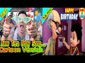Aww Tera Happy Bday|ABCD 2  | Birthday song II Vir Cartoon Version.