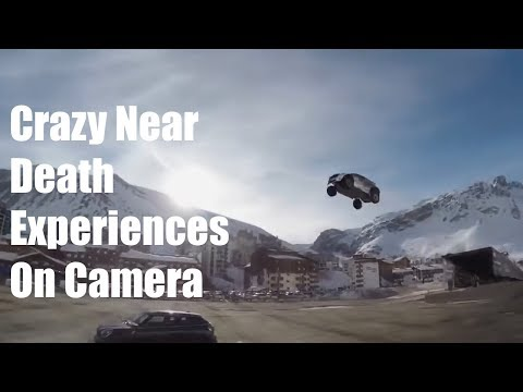 CRAZY NEAR DEATH EXPERIENCES on Camera Compilation [part 10] [Close Escapes]