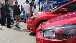 Ford Focus Bi-xenon Far modifiyesi - 2015 Focus led headlight assembly