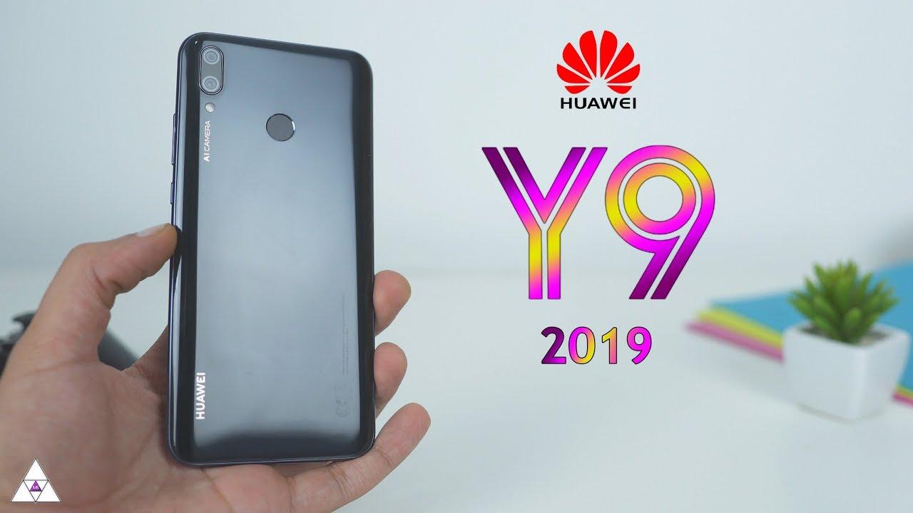 7f37cc4e5 HUAWEI Y9 2019   مواصفات و تجربة استخدام - YouTube