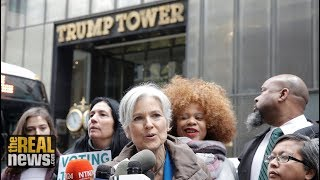 Green Party's Jill Stein: Russiagate Being Exploited to Repress Leftist Opposition
