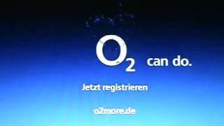 Anuncio de o2 telefonica de Alemania 2011