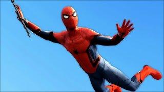 SPIDER-MAN À LOS SANTOS ! | GTA 5