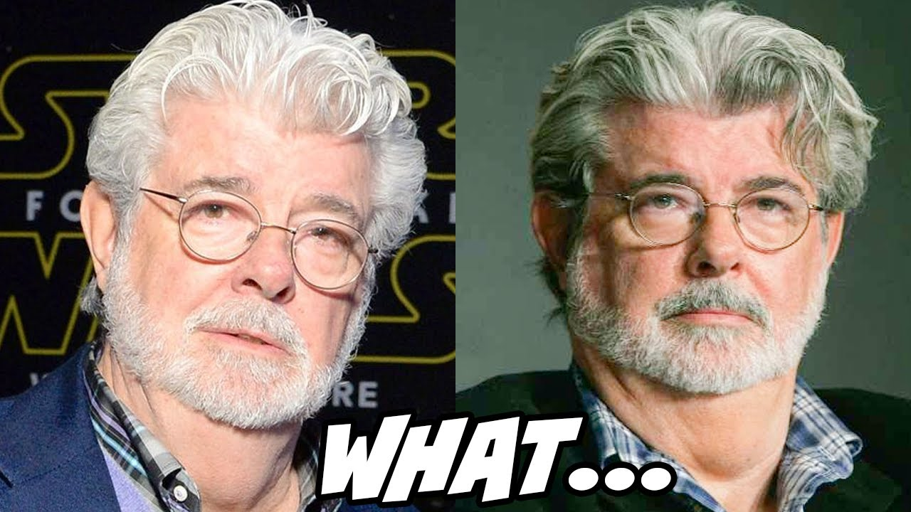 """""""George Lucas got Dumped on by Hollywood"""" - My Thoughts"""