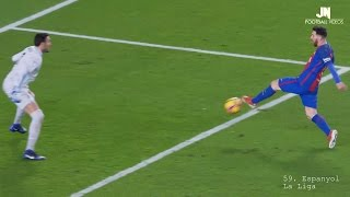 Lionel Messi All 59 Goals in 2016 HD