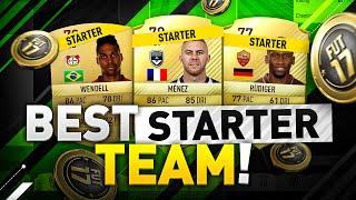 Fifa 17 starter team!