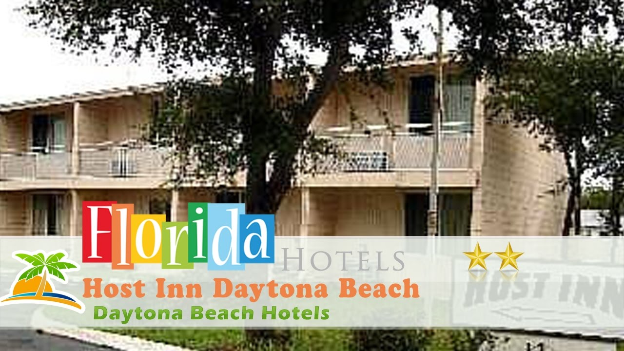 Host Inn Daytona Beach Hotels Florida
