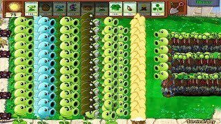 Plants vs Zombies Hack All Pea vs All Zombotany 2