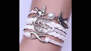 Купить женский браслет на руку недорого в интернет магазине Алиэкспресс. Купить дешевый браслет.(, 2018-02-18T16:18:22.000Z)
