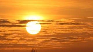 الكون (7) لماذا تشرق الشمس من الشرق؟