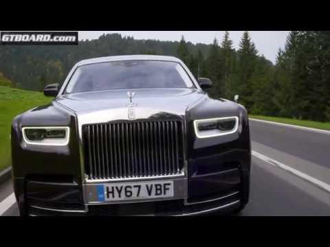 new rolls royce phantom the best luxury sedan in the world. Black Bedroom Furniture Sets. Home Design Ideas