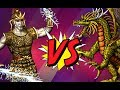 heroes of might and magic 3 titan vs golden dragon Who is stronger