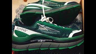 В какой обуви можно пробежать 230 км за раз???