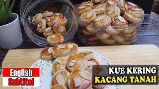 KUE LEBARAN KUKER KACANG TANAH   By Yani Cakes #178