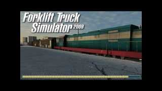 Forklift Truck Simulator 2009 - Gameplay