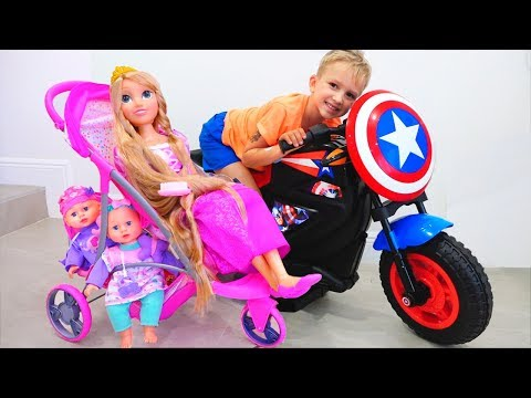 Vlad and Nikita like superheroes