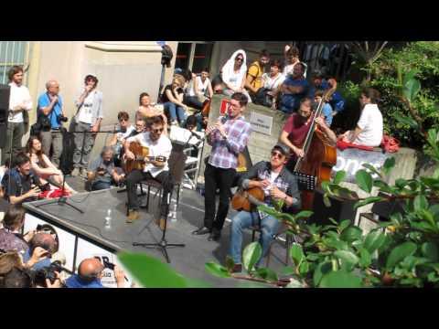 Festival Internazionale Jazz Manouche Django Reinhardt. Jam Band - Minor Swing