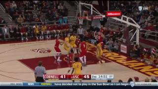 Men's Basketball: USC 79, Cornell 67 - Highlights 12/19/16