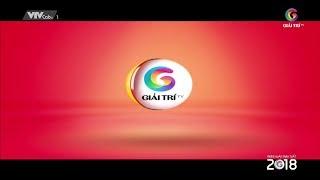 [HD 1080p] VTVCab 1 - Giải Trí TV HD - Hình hiệu của kênh (Phiên bản tết 2018)