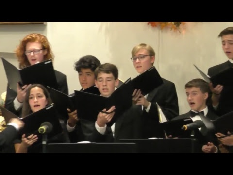Mesa Grande Academy Music Program - November 10, 2018
