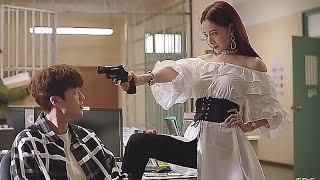Yeni Kore Klip _ Çılgın CEO Kız Aşık Olursa (part 1) _ Asaleti Var