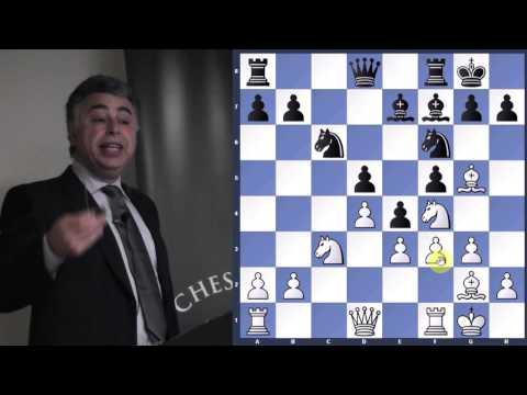 Strategic Ideas in the Opening   Seirawan vs. Miles - GM Yasser Seirawan - 2013.04.25