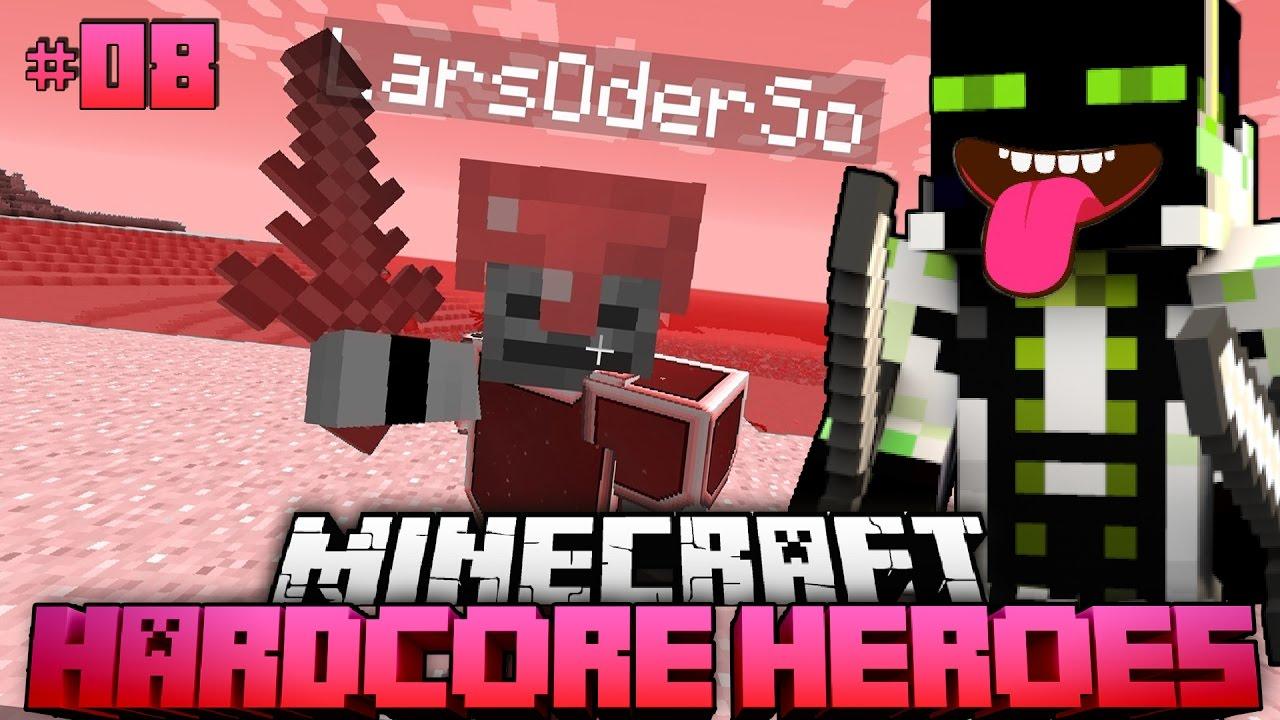 MIT SCHLAG Minecraft Hardcore Heroes DeutschHD - Minecraft timerain spielen