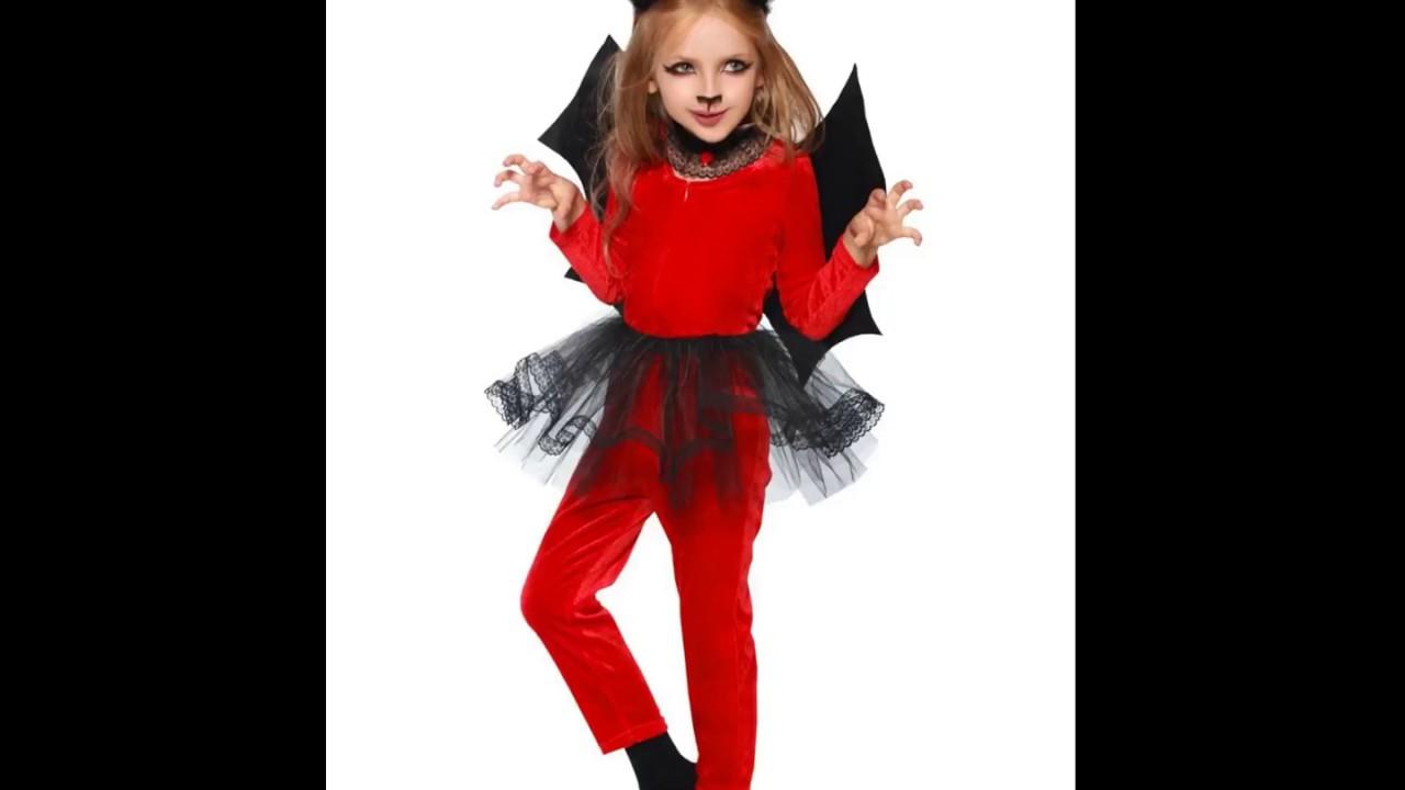 Карнавальные костюмы на Хэллоуин для девочек купить в ... - photo#26
