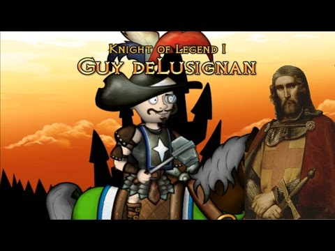 Swords and Sandals Medieval Boss 1: Guy of Lusignan