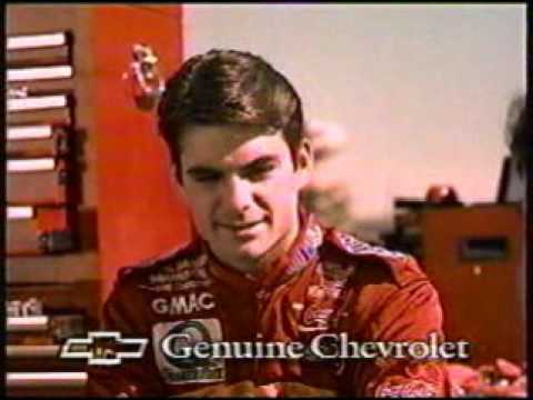 Chevrolet commercial - Why is Dale Earnhardt the Intimidator?