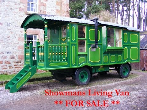 Lastest Showmans Living Van For Sale Exshowman39s Living Van With