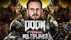 Blutig: Eddy vs Kiara vs Viet im Multiplayer | DOOM Eternal