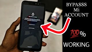 Bypass Mi Account | Removing Mi Account on Any Xiaomi Devices [ Subtitle ]