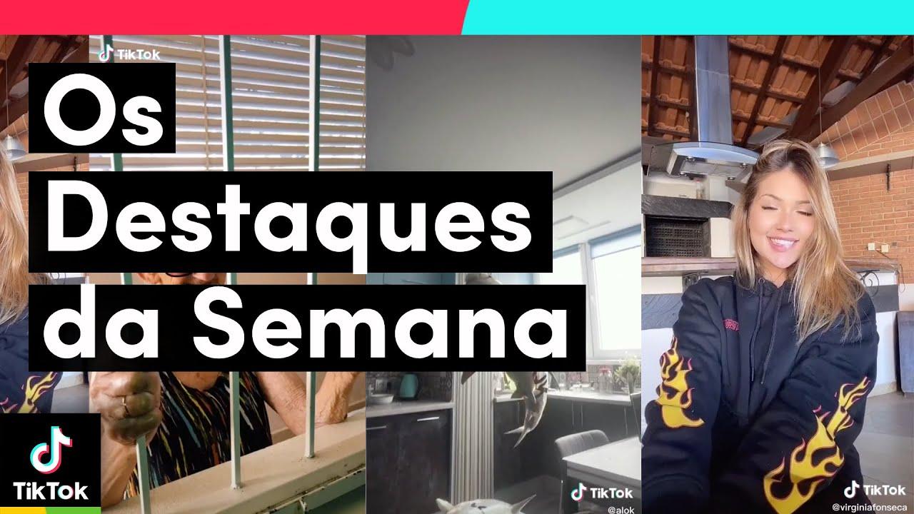 O primeiro DESTAQUE DA SEMANA do mês! | TikTok Brasil