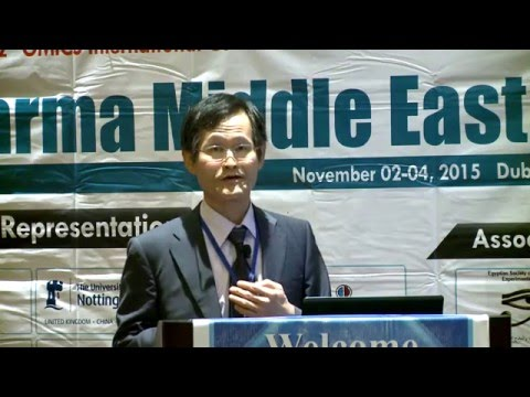Dong Kwon Rhee | Korea | Pharma Middle East 2015| Conference Series LLC