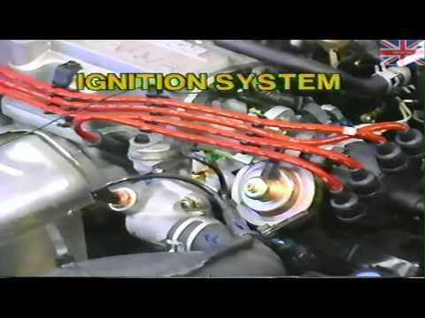 Standard Motor Products - Engine Control Systems - Mazda and Ford Probe EEC (1988)