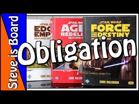 Star Wars Obligation
