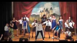 2013 Macrob House Chorals - Naiads