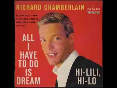 RICHARD CHAMBERLAIN - ALL I HAVE TO DO IS DREAM - EP MGM 63 608