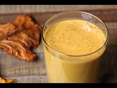 Pumpkin Protein Shake Recipe HASfit Pumpkin Pie Smoothie Pumpkin Spice Smoothie