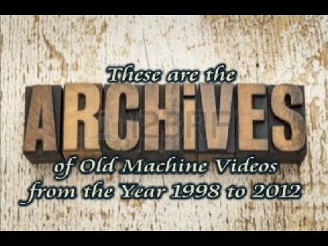 Esteban Archives of Early Invention Machine Videos from the year 1998 to 2012