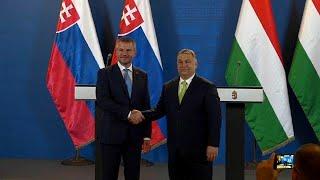 Hungary and Slovakia back tough stance on migrants