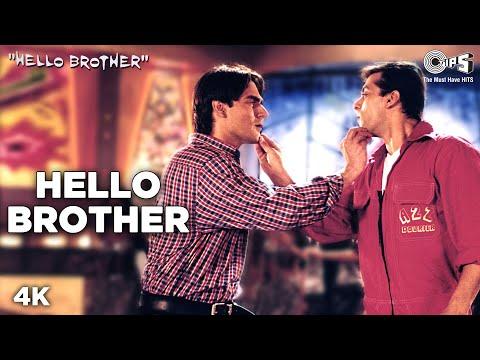 Hello Brother - Video Song   Hello Brother   Salman, Arbaaz & Rani   Sonu Nigam, Kamaal Khan